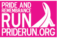 Pride & Remembrance Run logo